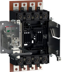 HYW331H - Chassis ext. 4P x630/P630 HAGER EAN:3250613201234
