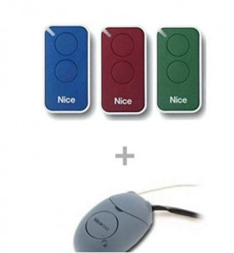 INTIKIT - NICE Kit com 3 INTI + OX2