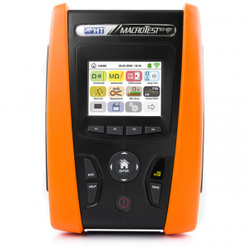 MACROTEST G3 - HV005036 - Testador multifuncional de acordo com IEC 61557 HT ITALIA