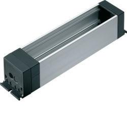 NRF0008A00 - Easybloc vazio, 8 módulos de 22,5mm HAGER EAN:4012740204903