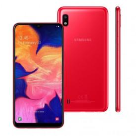 Samsung Galaxy A10 A105 Dual Sim 2GB RAM 32GB - Red EU