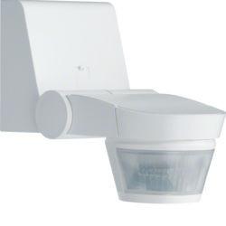 TRE520 - Detector mov. 220º RF KNX pilhas branco HAGER EAN:3250617573702