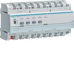TYA664BN - Variador 4 canais 600W KNX-S HAGER EAN:3250616057753