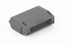 WAGO - Caixa de Gel, IPX8, Séries 221 ou 2273, máx. 4mm2, 2 ligadores 207-1332