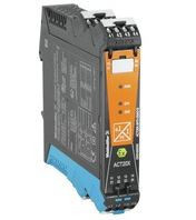 Weidmuller ACT20X-SAI-HAO-S Conversor de sinal Ex, Entrada :4-20mA, Saída Ex: 4 - 20 mA, 1 via 8965450000