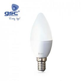 002003574 - 8433373035744 Lâmpada Vela LED 7W E14 4200K