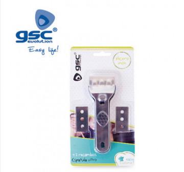 002701791 - Espátula de limpeza de cerâmica de vidro - Blister 8433373017917