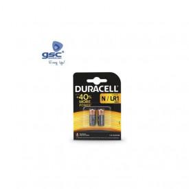 009000144 - 5000394203983 Pilha alcalina Duracell MN9100 (N/LR01) Blister 2