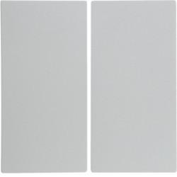 16238989 - S.1/B.x - tecla dupla, branco BERKER EAN:4011334277217