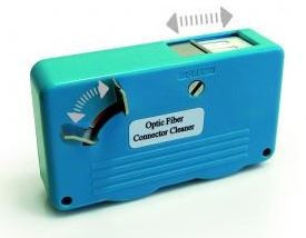 232910 -8424450167717 TELEVES - Fita de Limpeza para Conectores de Fibra Óptica