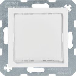 29518989 - S.1/B.x - Sinalizador LED RGB, branco BERKER EAN:4011334414247