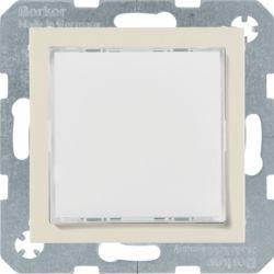 29528982 - S.1/B.x - Sinaliz. LED verde/enc, creme BERKER EAN:4011334414353