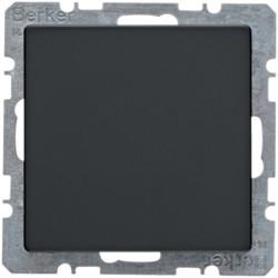 6710096086 - Q.x - espelho cego, antracite BERKER EAN:4011334380580
