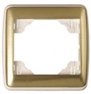 70910 TMI - ESPELHO SIMPLES MARFIM/INOX EFAPEL 5603011047054