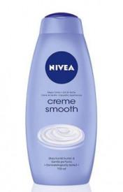 Higiene Pessoal, Detergentes e Ambientadores - 4318 - Nivea Gel Banho Creme Smoth 750ml K.M.S