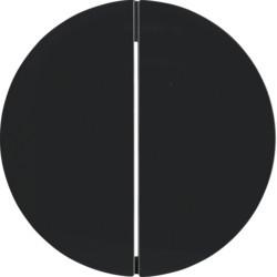 85648131 - R.1/R.3 - tecla quadrupla, KNX RF, preto BERKER EAN:4011334382768