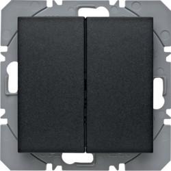 85656285 - S.1/B.3/B.7 - BP duplo KNX RF, antr mate BERKER EAN:4011334370635