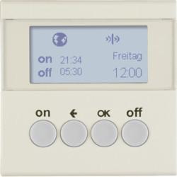 85745282 - S.1 - prog. horário KNX RF, creme BERKER EAN:4011334375272