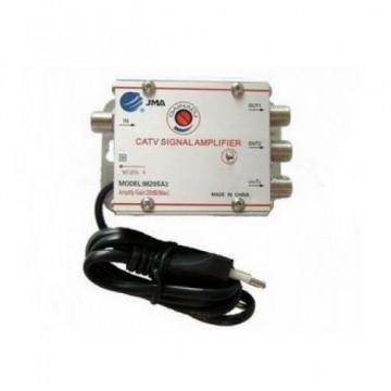 862054 - Amplificador de sinal com CATV 3 saidas