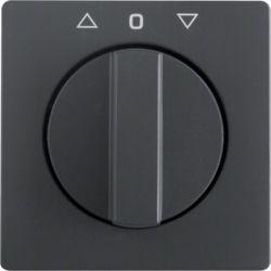 BERKER - 1080608600 - Q.x - botão rotativ. estor., antrac 23