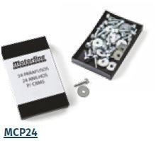 Caixa de parafusos para cremalheira - MCP24 (MOTORLINE ACESSÓRIOS)