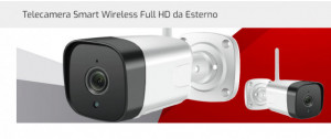 CAMARA EXTERIOR INTELIGENTE-SECURITY ICM002 - SUPERIOR