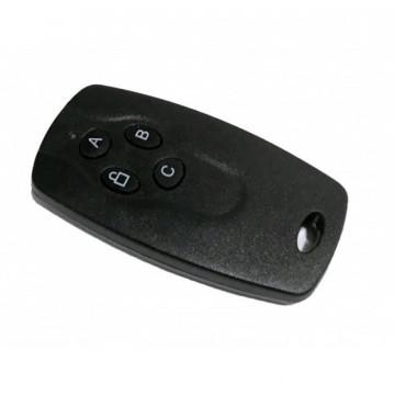 Comando Rolling code 433Mhz com 4 botões CM40 AUTOMAT EASY
