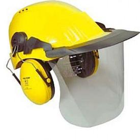 Equipamentos de Protecção - 5976 - Capacete Prot. c/Viseira + Auricular (437 Complet)