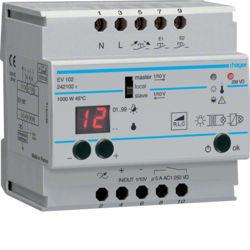 EV102 - Televariador universal 1000W Evolução HAGER EAN:3250612421022