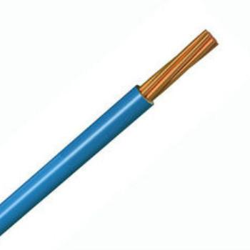Fio H07V-R 10 azul PREÇO POR METRO