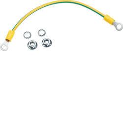 FL874A - Condutor de terra l.215mm, 4mm2 HAGER EAN:3250610672303