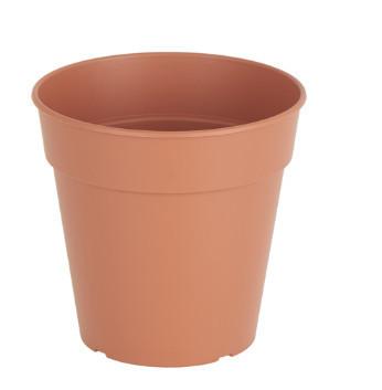 HORTA E JARDIM - 2373 - Vaso Produção Madagascar 19cm Terracota Artevasi
