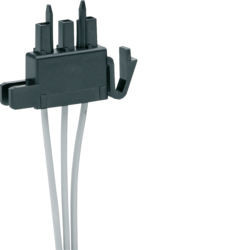 HYC353H - Ligador p/auxiliar 3 fios aparelho HAGER EAN:3250613121501