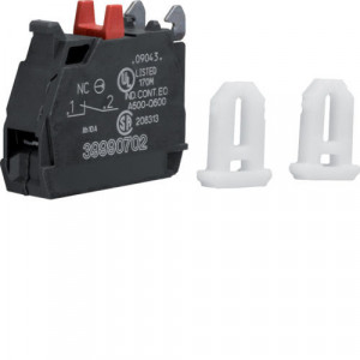 HZF302 - Contacto auxiliar 1NF p/HFD HAGER EAN:3250613362744