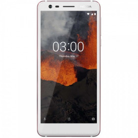Nokia 3.1 Dual Sim 16GB - White EU