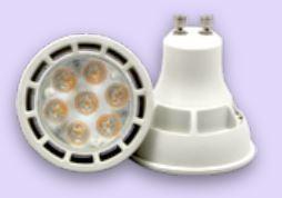OMNIUM ELECTRIC - LFGU107060FE - LÂMPADA LED 5W 60º BR. FRIO 7000K
