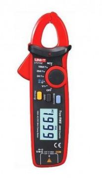 Pinça Amperimétrica Digital c/ Multímetro True RMS - UNI-T