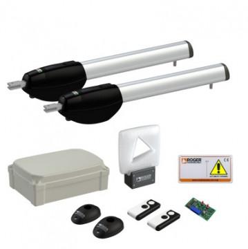 ROGER Kit Motor BE20/210GO Brushless 24V - 0101KBE20/210GO