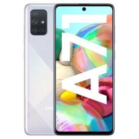 Samsung Galaxy A71 A715 Dual Sim 6GB RAM 128GB - Prism Crush Silver EU
