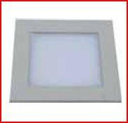SOFLIGHT SL70011BR-3W-82 - Downlight quadrado 3W 2700K Branco