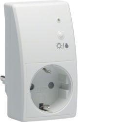 TRC270D - Tomada comandada 16A RF KNX HAGER EAN:3250615989376