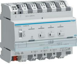 TXA663A - Variador 3 canais 300W KNX HAGER EAN:3250616048690