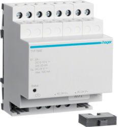 TYF784E - Módulo expansão 4 entradas analógicas HAGER EAN:3250616059979