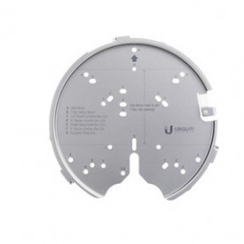 Ubiquiti U-PRO-MP Versatile mounting system for UAP-AC-PRO, UAP-AC-HD, UAP-AC-SHD, and above