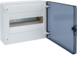 VS112TP - golf sup. porta transp. 1 fila 12M HAGER EAN:3250616594050