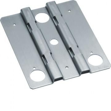 VZ040 - Placa de amarração p/vector VE106 HAGER EAN:3250616669680
