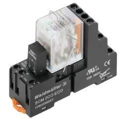 Weidmuller DRMKIT 24VDC 4CO LD/PB Parafuso 1542510000