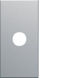 WXF687T - gallery 1M Saída de fio, alumínio HAGER EAN:3250617191302