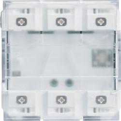 WXT306 - Mecanismo gallery KNX 6 teclas HAGER EAN:3250618500387