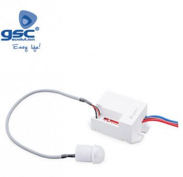 001401339 - Detector de movimento encastrado no teto branco 360º 230 V 8433373013391